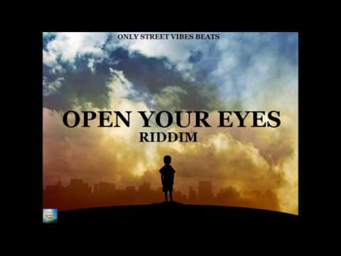 Reggae Beat Instrumental - Open Your Eyes Riddim - Only Street Vibes Beats