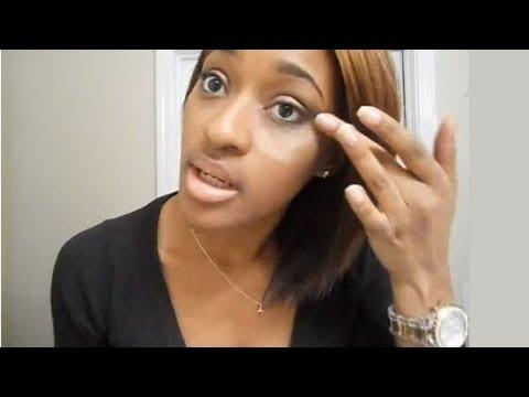 Under-Eye Concealer -- Tutorial - YouTube