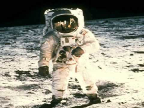 Neil Armstrong - Backwards (secret message)