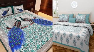 Designer Bed Sheets | Bed Sheet Design | Double bed Sheet | 3d Bed Sheets