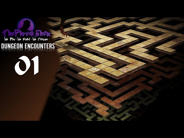 Let's Play Dungeon Encounters - Part 1 - Unexpected Gem!