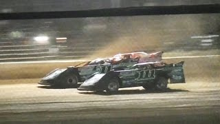 Super Late Model Feature | Stateline Speedway | 9-18-15