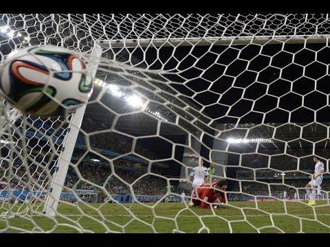 Nigeria vs Bosnia-Herzegovina 2014 FIFA World Cup Results