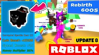 BEST PET and NEW MAGNET-Magnet Simulator! | Roblox | tNo CZ/SK