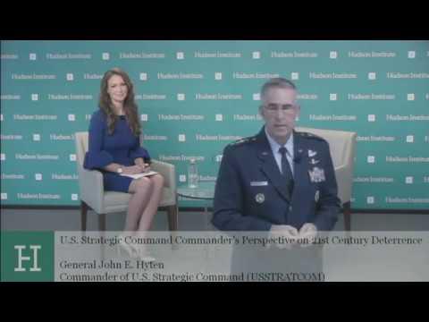 170920_Hyten Discusses 21st Century Deterrence