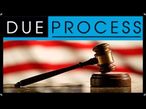 GBS205 Legal Environment - Legal Terms – Due Process