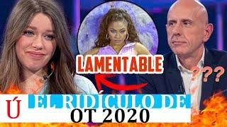 El lamentable ridículo de OT 2020 con Eva tras humillar a Nia en la Gala 8 de Operación Triunfo 2020