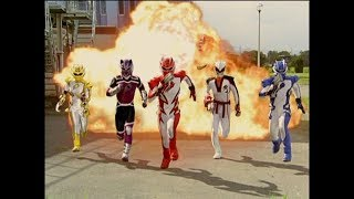 Power Rangers Jungle Fury - Dash for the Dagger - Power Rangers vs Whiricane (Episode 20)