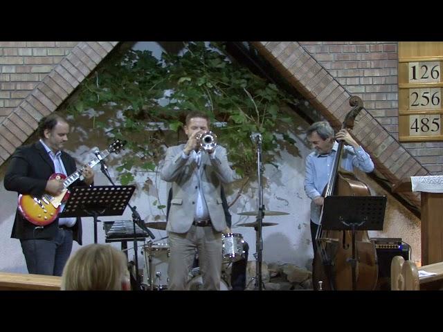 2021.09.27. Zenés Áhítat - A Jazzformers hangversenye - Megbékélés Háza Templom