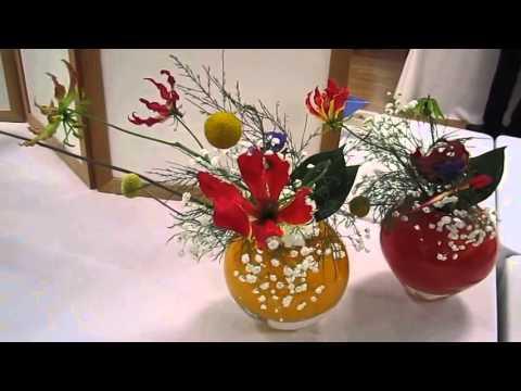 Cupertino Cherry Blossom Festival 2016 - Ikenobo