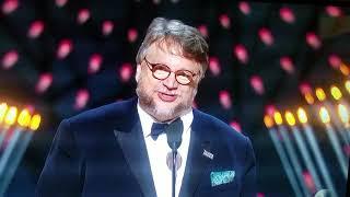 Guillermo del Toro Oscar acceptance speech
