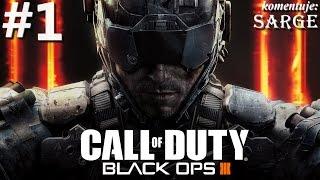 Zagrajmy w Call of Duty: Black Ops 3 [60 fps] odc. 1 - Widowiskowy początek kampanii