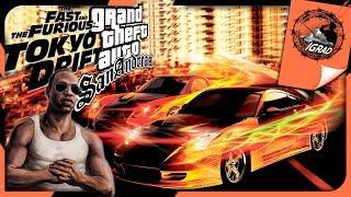 ● GTA San Andreas ●Тройной форсаж: Токийский дрифт● STREAM ●