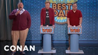 Scraps: World's Best Dad  - CONAN on TBS