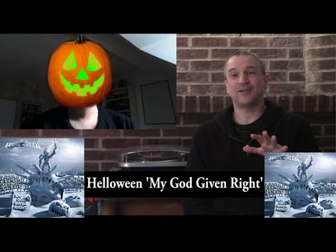 Helloween- My God Given Right Album Review-Helloween- Battles Won track review