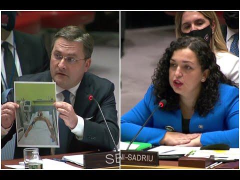 Download Burno u UN-u: Verbalni okršaj Selakovića i Osmani