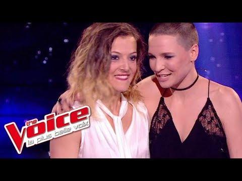 Céline Dion – Destin | Anne Sila & Camille Lellouche | The Voice France 2015 | Demi-Finale