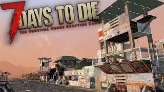ALPHA 15 | Let's Play 7 Days to Die Part 1 (7 Days to Die Gameplay - Experimental Alpha 15)