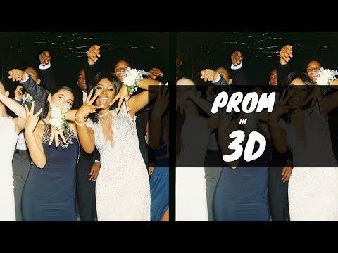 A 3D Prom | Stereoscopic 3D Gif Nishika N8000