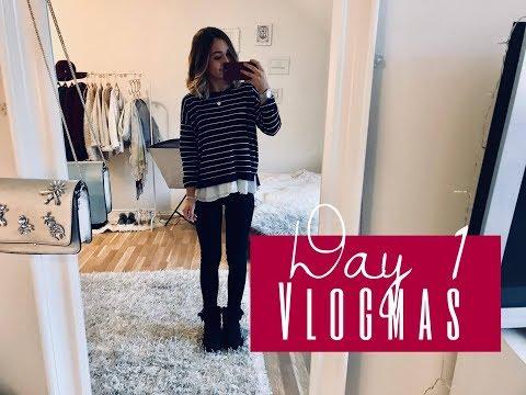 Warum ich UGGS trage, Foodhaul & Stress ▹ DAY1 #Vlogmas