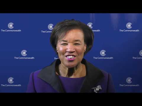 Baroness Patricia Scotland Sends a Message to Global Citizens | Global Citizen Festival NYC 2017