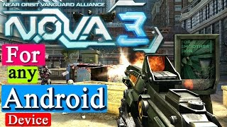 How to Download Nova 3 for Free Android