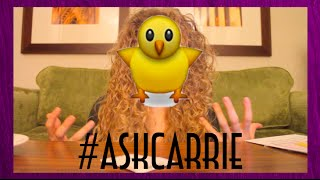 The Duck Of My Emotion | #AskCarrie Thumbnail