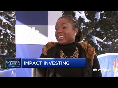 Long term investors should consider a company's social impact: Portfolio manager - Davos 2019