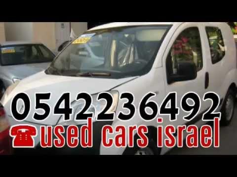 Автомобили в Израиле Фиат Fiat: продажа обмен тел 0542236492