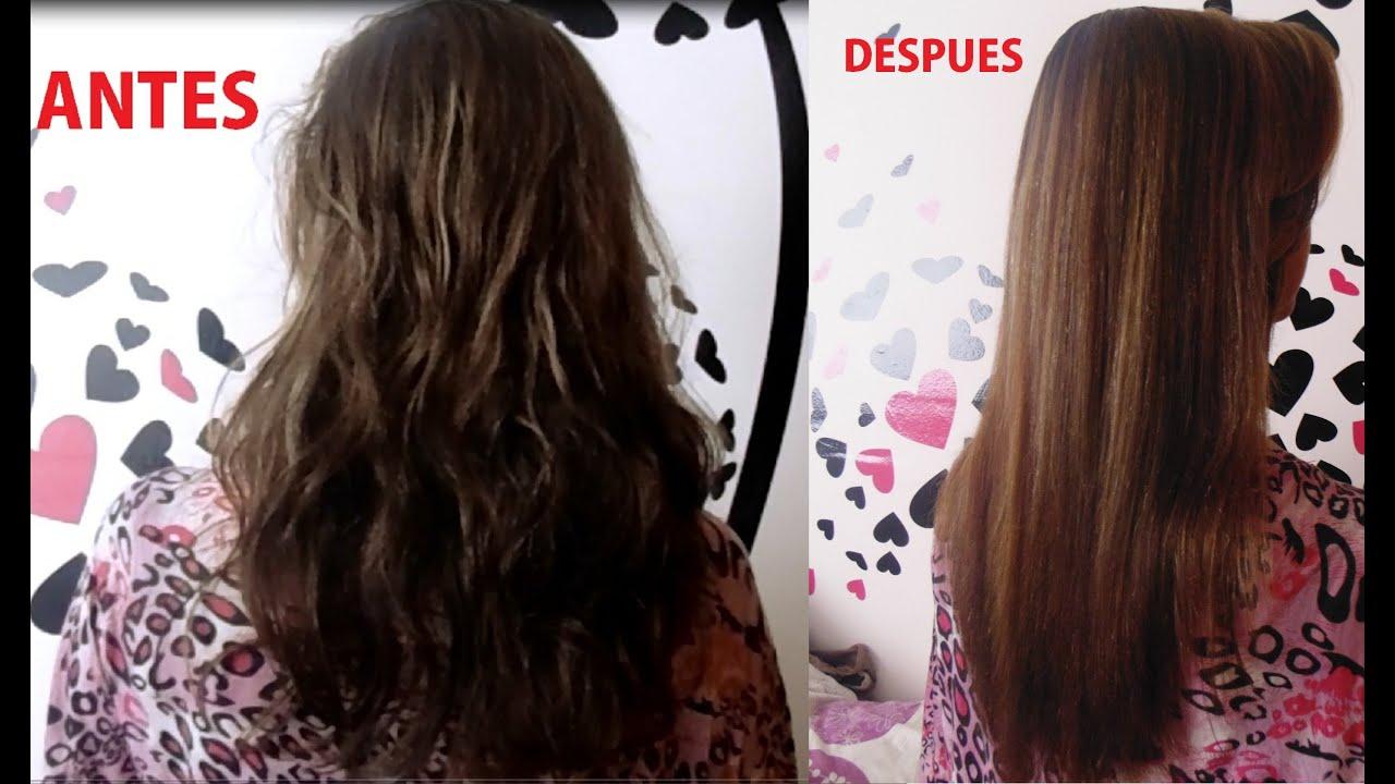 KERATINA Tratamientos para el cabello
