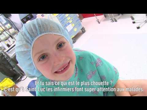 Saint-Luc, votre futur employeur : épisode 2 | Le rêve de Maeva