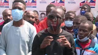 Nubian Li, Eddie Mutwe, several other Bobi Wine supporters finally granted bail