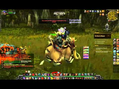 World of Warcraft - LVL100 - Timewalking quest 4 of 5