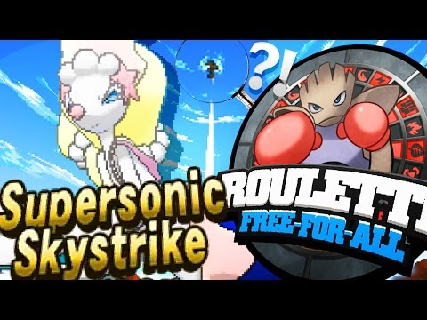 LET'S GET PHYSICAL (ROULETTE FFA)