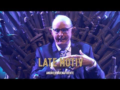 LATE MOTIV - Raúl Pérez es Cristobal Montoro | #LateMotiv260