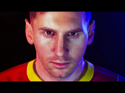 PES 2022 Trailer (2021) PS5, Xbox Series X