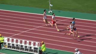 2017NANBU Memorial Men's200m final Akiyuki HASHIMOTO20.61(+3.1) 橋元晃志  藤光謙司 松久新 高平慎士 藤光謙司 検索動画 19