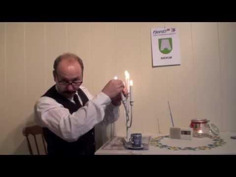 Kjell Kjellen Bigset - Episode 4 - Julekalender 2014-Sogndal