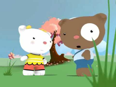 Swine Flu explained by cute talking animals