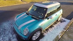 Detail | 2003 R53 Mini Cooper S | First Wash