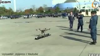 drone canggih buatan jepang yang digunakan untuk menangkap drone ilegal