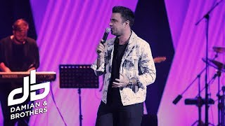 Download Damian & Brothers feat. Cornel Ilie - Damigeana, Uite-asa As Vrea Sa Mor   LIVE @ Sala Palatului