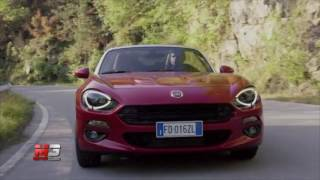 New fiat 124 spider 2016 - first test drive only sound
