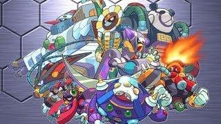 Gameplay - Megaman X8 (Rockman X8 em Japonês) PC