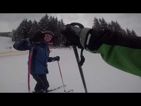 ski bukovel GoPro 2018