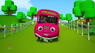 Download roda di bus | puisi untuk anak-anak | sajak pembibitan | Wheels On The Bus | Kids Rhymes | Kids Song