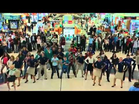 Dubai Airports Flash Mob