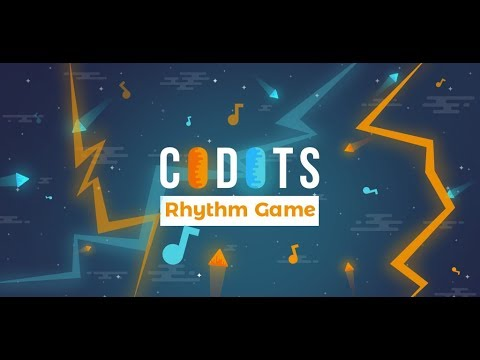 Codots - Rhythm Game - Gameplay Trailer