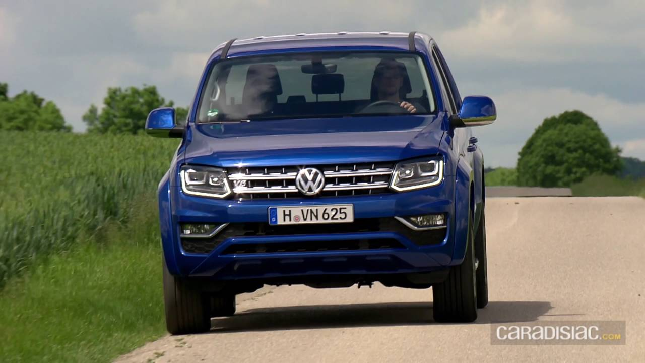 essai volkswagen amarok restyl 2016 le pick up premium youtube. Black Bedroom Furniture Sets. Home Design Ideas