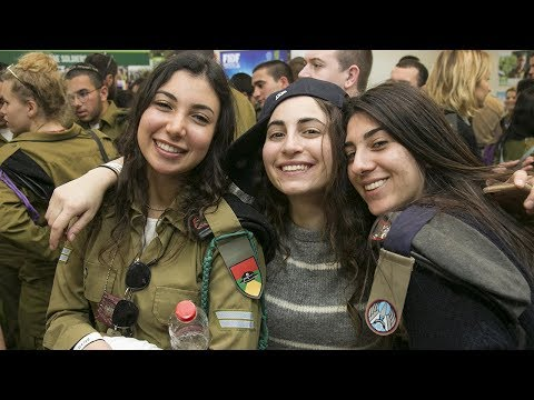 2019 Friends Of The Israel Defense Forces \u0026 Nefesh B' Nefesh Lone Soldier 'Personal Errands Day'
